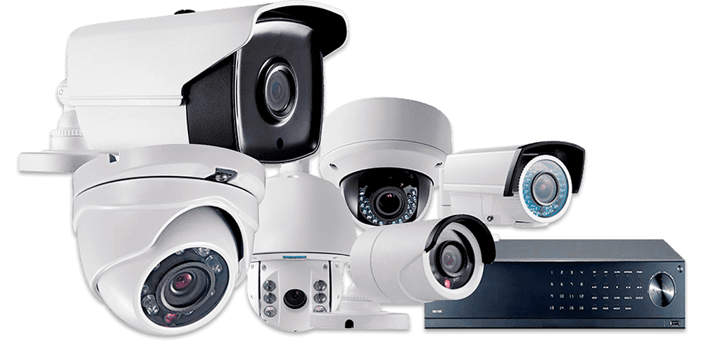 camaras de seguridad para video vigilancia CCTV