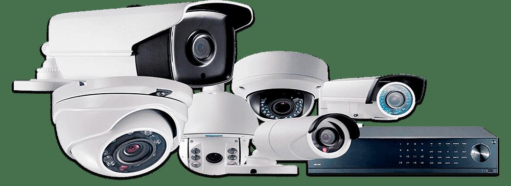 camaras de seguridad para videovigilancia CCTV servicios relacionados