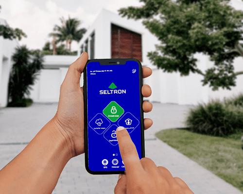 control de alarma contra robo desde smartphone