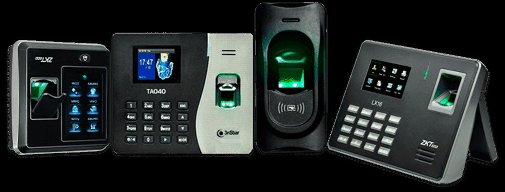 dispositivos para sistema de control acceso y asistencia biometrico