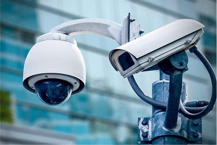 tipos de sistemas CCTV
