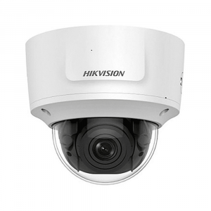 Cámara domo exterior IP 4MP varifocal Hikvision DS-2CD2745FWD-IZS