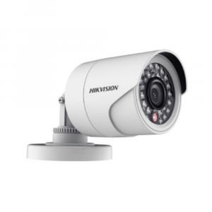 Cámara tubo exterior plástico ICR día & noche Hikvision HK-DS2CE16C0T-IRPF