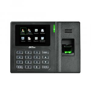 Control de asistencia huella digital y o clave Zkteco LX14