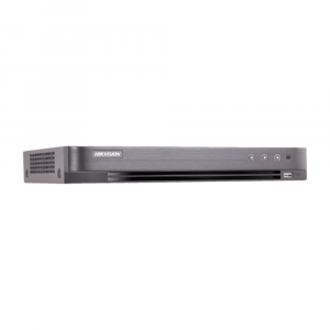 Grabador de video DVR 8 canales con audio Hikvision HK-DS7208HQHI-K1(S)