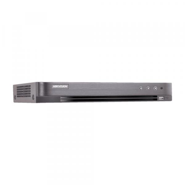 Grabador de video DVR 8 canales con audio Hikvision HK-DS7208HQHI-K1(S)