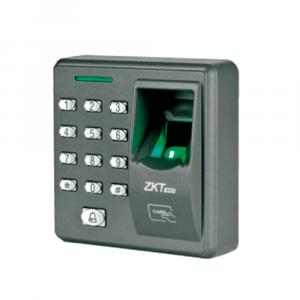 Lector de huella digital para control de acceso biométrico autónomo Zkteco ZK-X7
