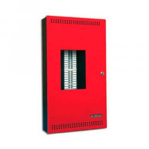 Panel convencional intermedio de 12 zonas Mircom FA-301-12LDR