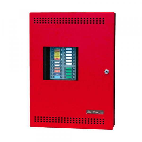 Panel de descarga de agente limpio Mircom FR-320-R