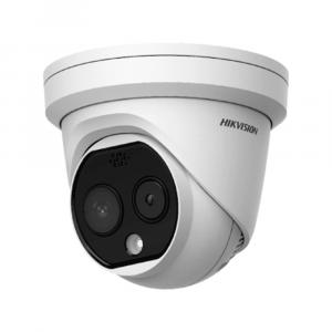 Cámara IP térmica Hikvision HK-DS-2TD1217B-6-PA