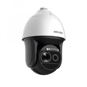 Cámara domo PTZ laser IP 2MP Full HD 1920x1080 Hikvision HK-DS2DF8236I5X-AELW