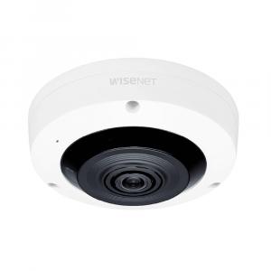 Cámara ojo de pez interior de la serie X 6MP Samsung XNF-8010RW