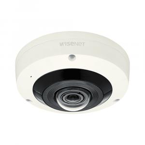 Cámara ojo de pez para exteriores con sensor Serie X de 6MP Samsung XNF-8010RV