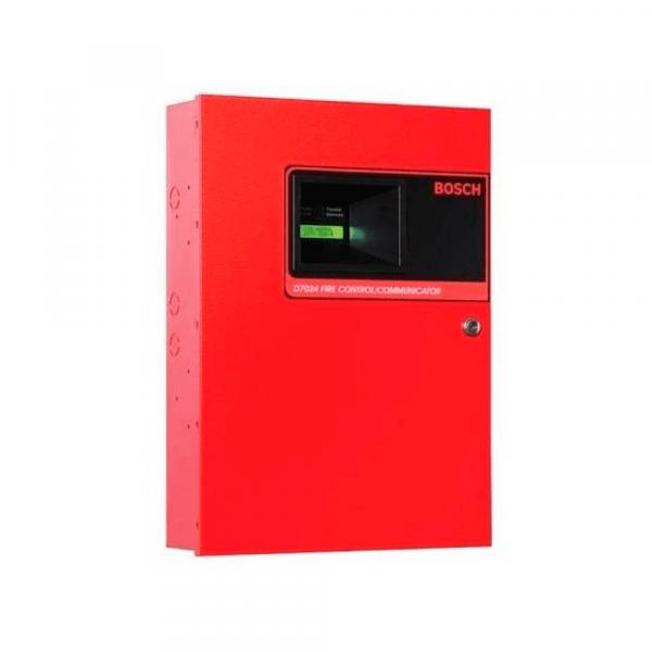 Panel de incendio convencional, direccionable de 4 zonas Bosch FPD-7024