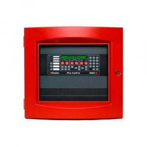 Panel de incendio direccionable de 04 lazos Simplex 4010-9501