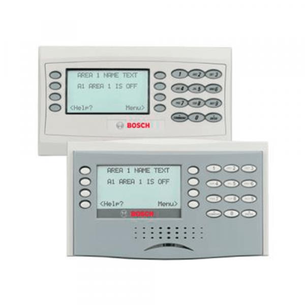 Teclado alfanumérico LCD Bosch D1260W